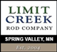 Limit Creek Fishing Rods